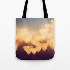 Bright New Love Tote Bag