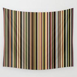 Old Skool Stripes - The Dark Side Wall Tapestry