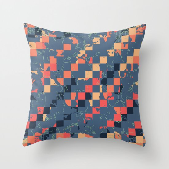After Lives Throw Pillow