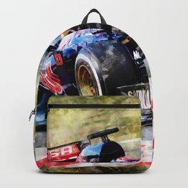 Max Verstappen 2015 Backpack