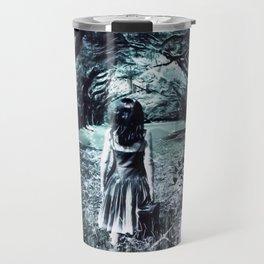 A scary unknown by GEN Z Travel Mug