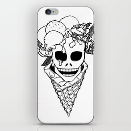 Hella Cool INK iPhone Skin