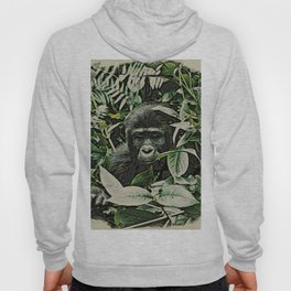 Animal ArtStudio 22516 Gorilla Baby Hoody
