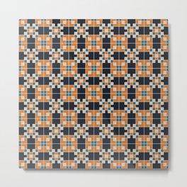 Squares 2 Metal Print