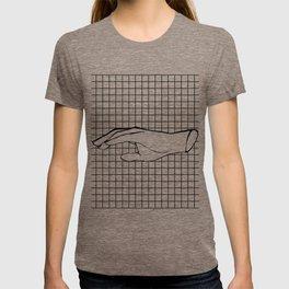 Human Hand T-shirt