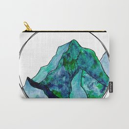 Turquoise Mountain Dreams Carry-All Pouch