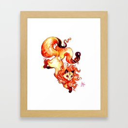 Guardian of the Demon Slayer Framed Art Print