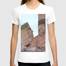 Indian Head Rock T-shirt
