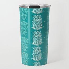 I really like pinapples Travel Mug