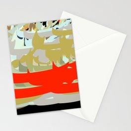 Contemporary Persian Calligraphy Stationery Cards