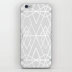 Geometric Sketches 1X iPhone & iPod Skin