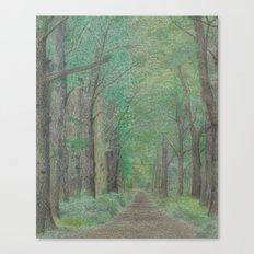 Foreveringreen Canvas Print