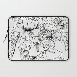 Botanical Bouquet Laptop Sleeve