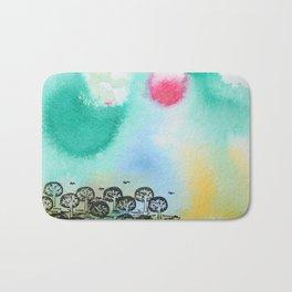 Abstract 1 Bath Mat