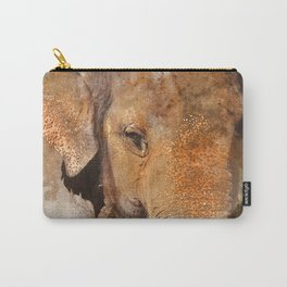 Elephant Watercolour Carry-All Pouch