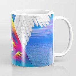 Third Eye with Wings Coffee Mug