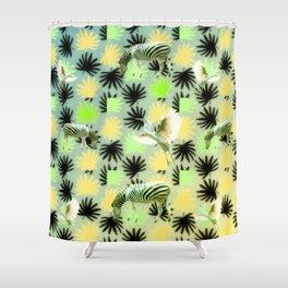 Savannah Pattern Shower Curtain