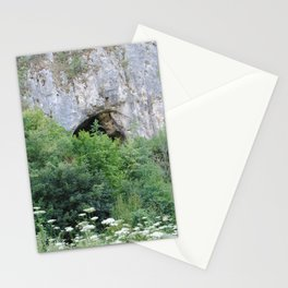 Hidden cave Stationery Cards