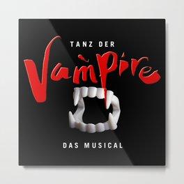 Tanz der Vampire - Das Musical Metal Print
