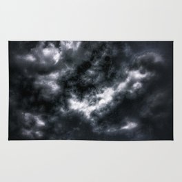 Dark Clouds Rug