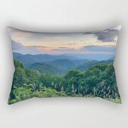 Blue Ridge Parkway 3 Rectangular Pillow