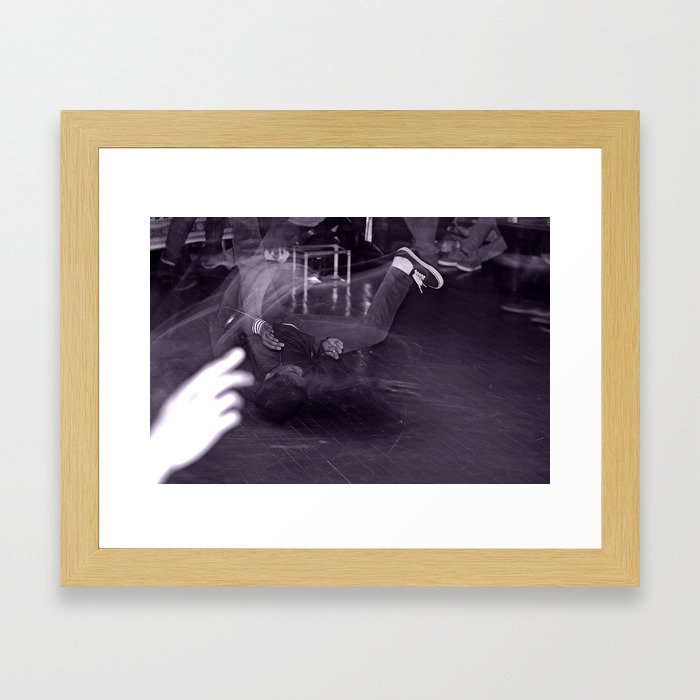 Ghost Dance Framed Art Print