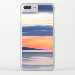 In consideration of Monticelli Clear iPhone Case