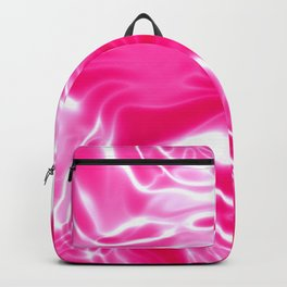 Cosmic Energy,pink Backpack
