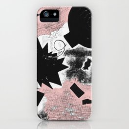 Death of Arthur Miller iPhone Case