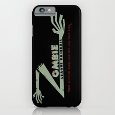 Zombie League Baseball iPhone 6s Slim Case