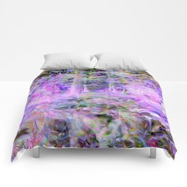 Unicorn Forest Comforters