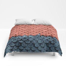 SHELTER / Little Boy Blue / Blooming Dahlia Comforters