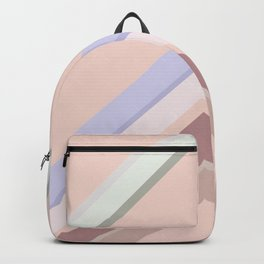 Baesic Chevron (Earthtones) Backpack