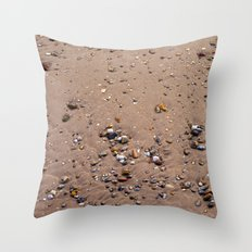 Beach Sand 7130 Throw Pillow
