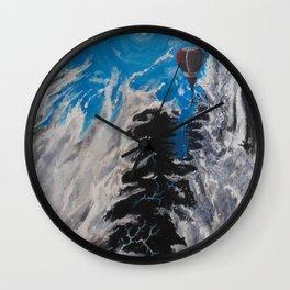 The devil of Venus Wall Clock