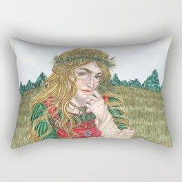 Goddess Sif Rectangular Pillow