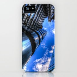 Lloyd's of London and the Cheese Grater iPhone Case