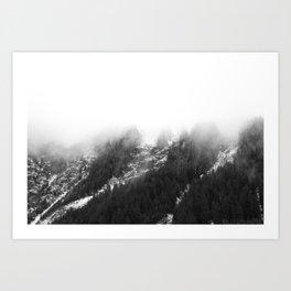 Zeitefluester NO7 Art Print