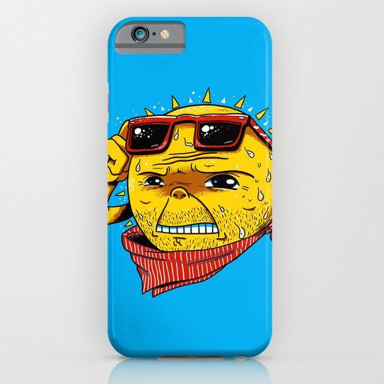 Damn, It's Hot iPhone & iPod Case