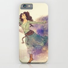 Dance on my own feet iPhone 6s Slim Case
