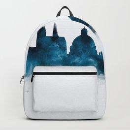 Prague Skyline Backpack