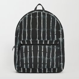 Black bamboo Backpack