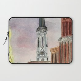See the light Laptop Sleeve