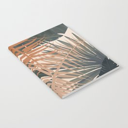 Abstract Tropical Art V Notebook