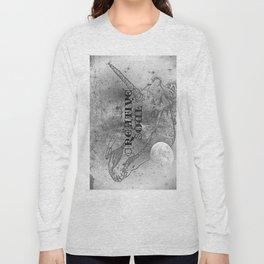 Unicorn: Untamed Soul Long Sleeve T-shirt