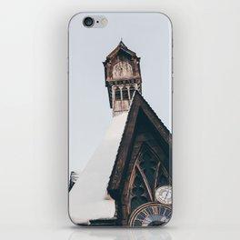 Clock Tower iPhone Skin