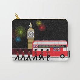 Queen's Guards at Big Ben Carry-All Pouch