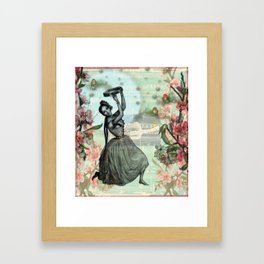 Gypsy Love Song Framed Art Print