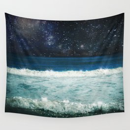 The Sound and the Silence Wall Tapestry