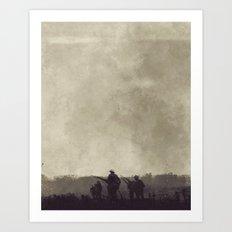 war series 3 Art Print